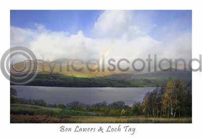 Ben Lawers & Loch Tay Rainbow (HA6)