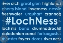 #LochNess Postcard (H A6 LY)