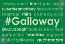 #Galloway Postcard (HA6)