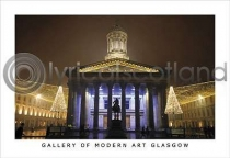 Gallery Of Modern Art Postcard (H A6 LY)