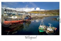 Ullapool Postcard (H A6 LY)
