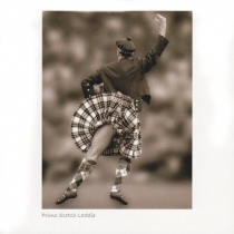 Prime Scotch Laddie Sepia Greetings Card (LY)