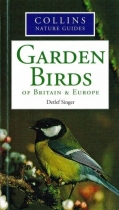 Collins Nature Guide - Garden Birds