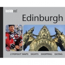 Edinburgh InsideOut Map and Guide