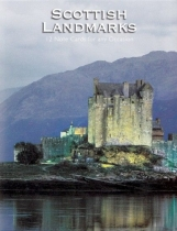 Scottish Landmarks Notecard 12 pack