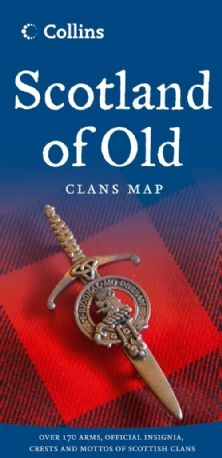 Scotland of Old Map