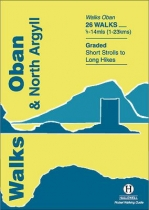 Walks Oban & North Argyll - Hallewell Pocket Walks No 20