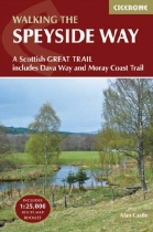Walking the Speyside Way: Guidemap with Booklet