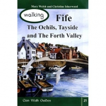 Walking Fife, Ochils, Tayside, and Forth Valley