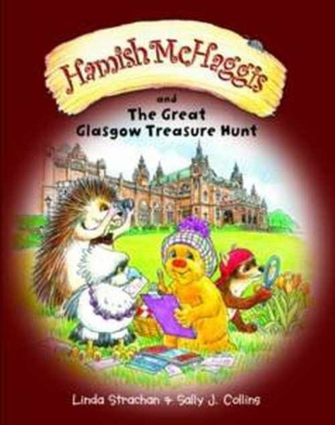 Hamish McHaggis & the Great Glasgow Treasure Hunt (GWP)