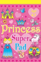 Princess Super Pad