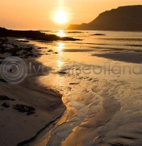 Calgary Bay Colour Photo Greetings Card (LY)