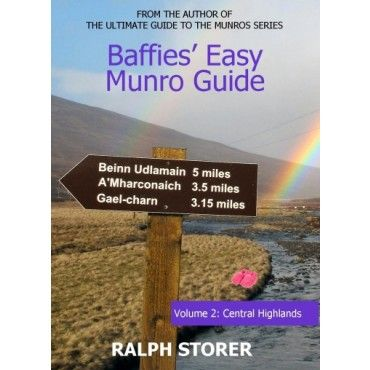 Baffies' Easy Munro Guide Vol 2 Central Highlands