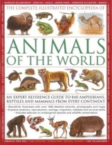Complete Illustrated Ency Animals of the World