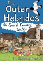 Outer Hebrides: 40 Coast & Country Walks (PM)