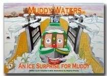 An Ice Surprise For Muddy
