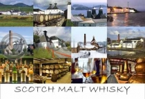 Scotch Whisky Postcard (HA6)