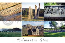 Kilmartin Glen Postcard (H A6 LY)