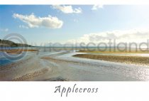 Applecross Beach Postcard (H A6 LY)