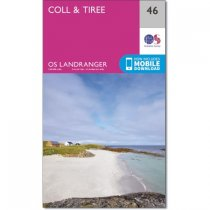 Landranger 46 Coll and Tiree