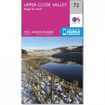 Landranger 72 Upper Clyde Valley
