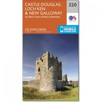 Explorer 320 Castle Douglas, Loch Ken & New Galloway