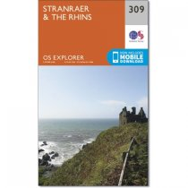 Explorer 309 Stranraer & The Rhins