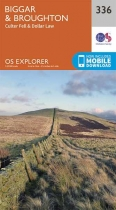 Explorer Map 336 Biggar & Broughton