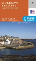 Explorer Map 371 St Andrews & East Fife