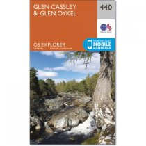 Explorer 440 Glen Cassley & Glen Oykel