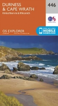 Explorer 446 Durness & Cape Wrath
