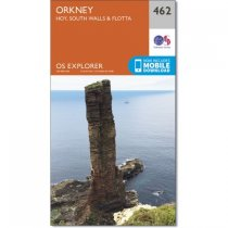 Explorer 462 Orkney - Hoy, South Walls & Flotta