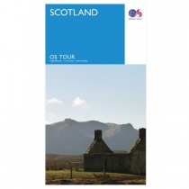 OS Tour Map Scotland