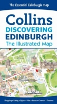Discovering Edinburgh Illustrated Map New Edit
