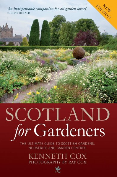 Scotland for Gardeners New Edition