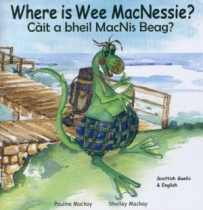 Where is Wee MacNessie? - Gaelic