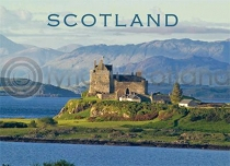 Scotland - Duart Castle Magnet (H LY)
