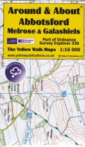 A&A Map Abbotsford, Melrose & Galashiels