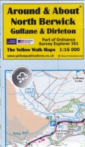 A&A Map North Berwick, Gullane & Dirleton