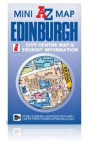 Edinburgh Mini Map