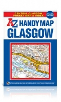Glasgow A-Z Handy Map