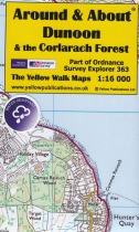 A&A Map Dunoon & Corlarach Forest