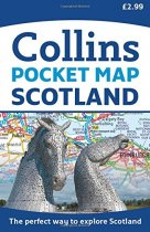 Scotland Pocket Map