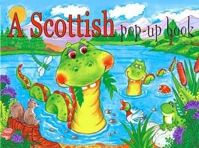 Scottish Pop Up Book
