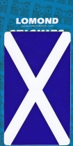 St Andrews Cross - Saltire Medium Stickies