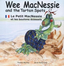 Wee MacNessie & The Tartan Spots - French