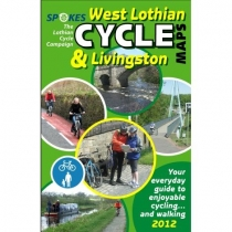 West Lothian & Livingston Cycle Map