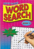 Wordsearch A5 (4 Titles) Series 2070 (PU12)